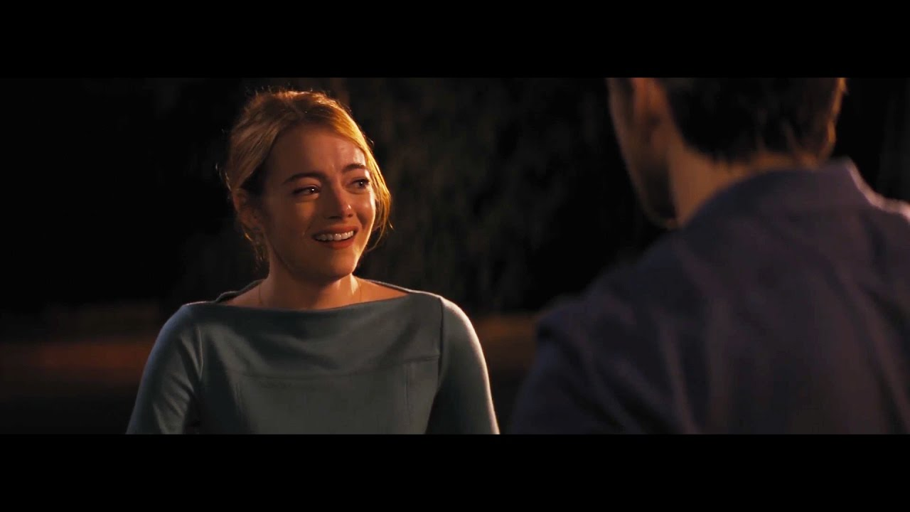 "La La Land – ""Maybe I'm Not Good Enough"" Monologue – Studio"